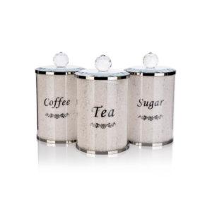 שליישית תה קפה סוכר לבן פנינה