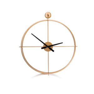 שעון קיר חלול עיצוב מודרני