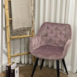 כורסאת ישיבה-ורוד עתיק