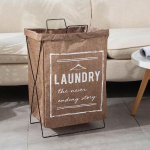 סל כביסה מעוצב לכביסה ואיחסון